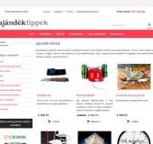 Ájándék Tippek webáruház