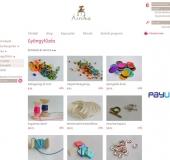 Árnika webáruház