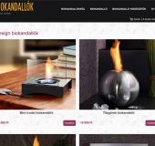 Biokandallók webáruház