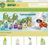 Biopont webáruház