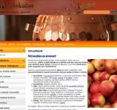 Pálinkaüst webáruház
